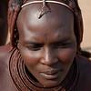 Himba woman, Namibia.