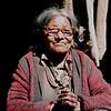 Ringing Ama, Nepal.
