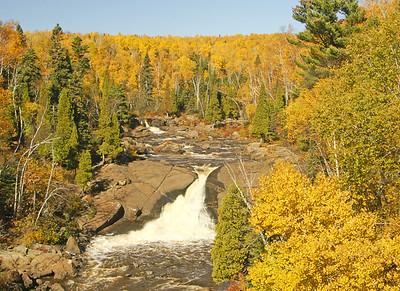 Beaver River Fall