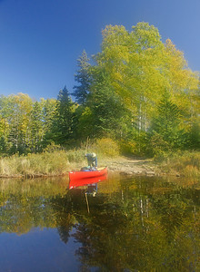 Canoeing the BWCAW 001