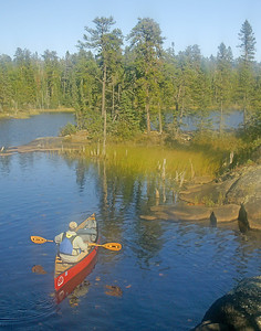 Canoeing the BWCAW 002