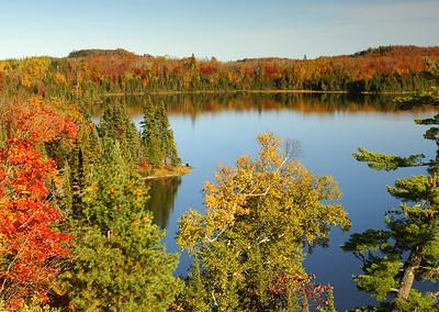 Lake Agnas Campsite