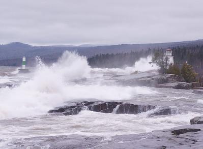 Lake Superior Storm 10