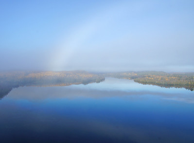 Hungry Jack Lake Fogbow