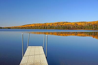 Two Island Lake