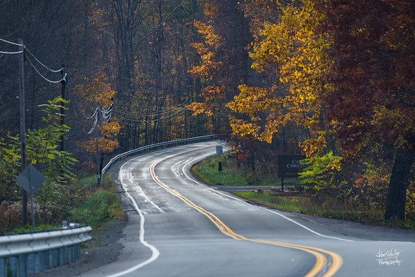 Winding Route 381