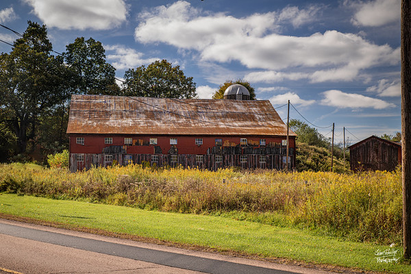 Old Farm Near Lynaconing