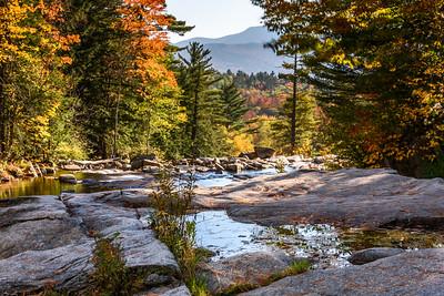 Jackson Falls in Oct