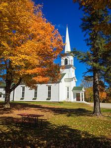First Congregational Church, Andover ME