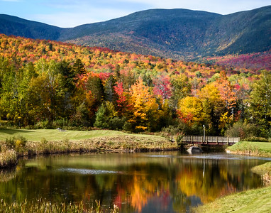 Fall at Sugarloaf