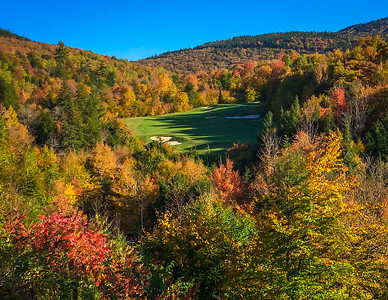 10th Hole, Sunday River