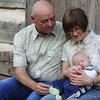 Meeting grandma and grandpa
