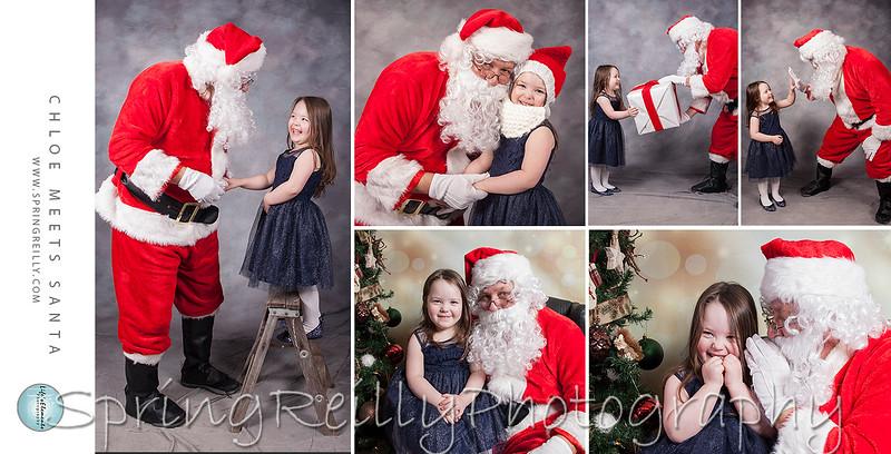 Santa Collage 3