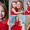 Peyton's Christmas Collage