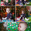 Violet's Christmas Collage