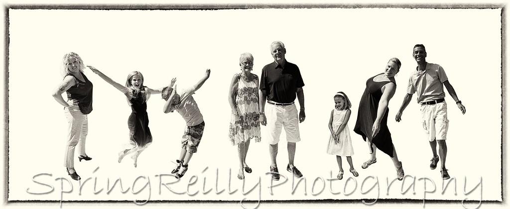 Vogel Family Collage 1