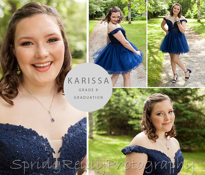 Karissa's Graduation Collage