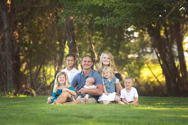 Murfreesboro TN Family Photographer