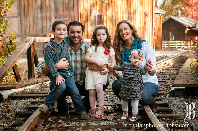 Old Poway Park Family Photography