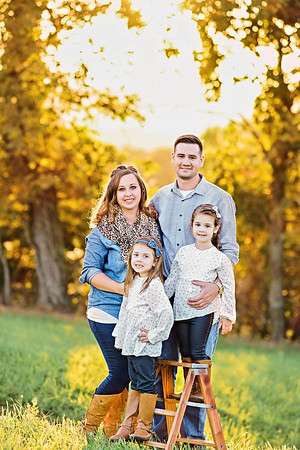 {Weaver} Fall Mini Family Session | Teri Walizer Photography