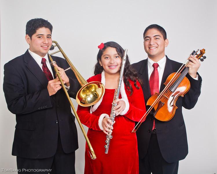 Paredes Family Photos December 2012