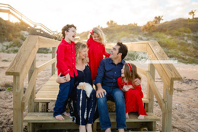 Jacksonville Beach Family Photographer