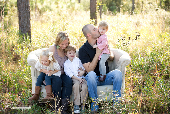 Jacksonville Family Mini Session Photographer