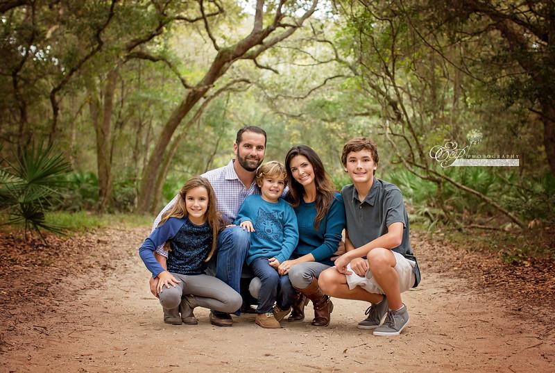 Jacksonville Family Mini Session Photographer