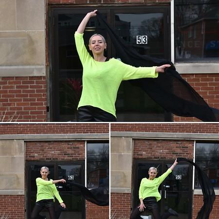 Magda at Volta Dance Studio