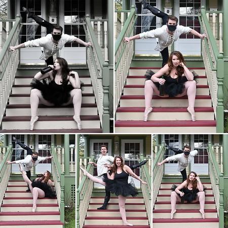 Carolyn Paine & Alex Zarlengo