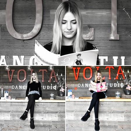 Chanel ant Volta Dance Studio