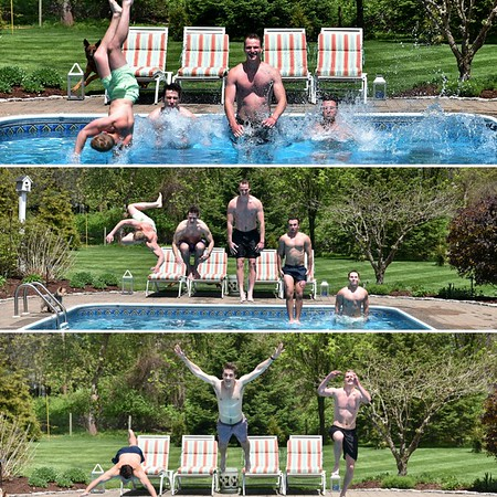 Pool Opening Season