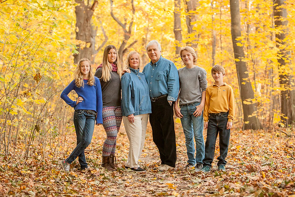 Family portraits Niagara Region
