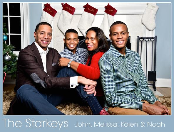 Starkey Family Portraits