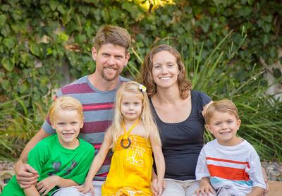 Kiffe Family Photo Session