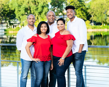 Taylor Family Photoshoot, Photography by LeVern A. Danley III