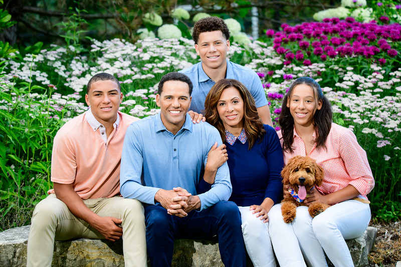 Pemberton Family Photoshoot, Photography by LeVern A. Danley III