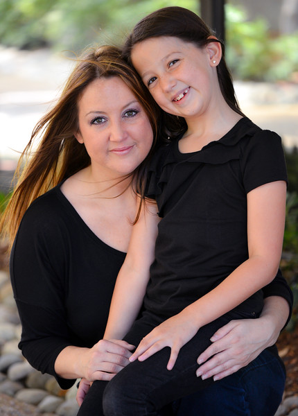 Mother Daughter Beauty