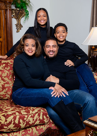 Christopher Holliday Family Portraits 2019, Photography by LeVern A. Danley III www.LeVernDanley.com