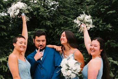 David and Angela's Wedding 2020