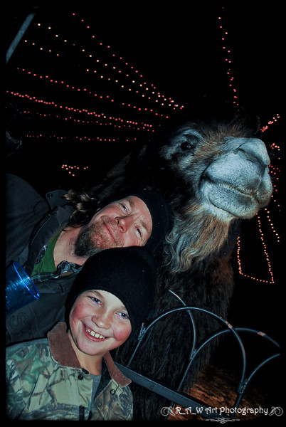 Sean, Clover, and the Camel-1