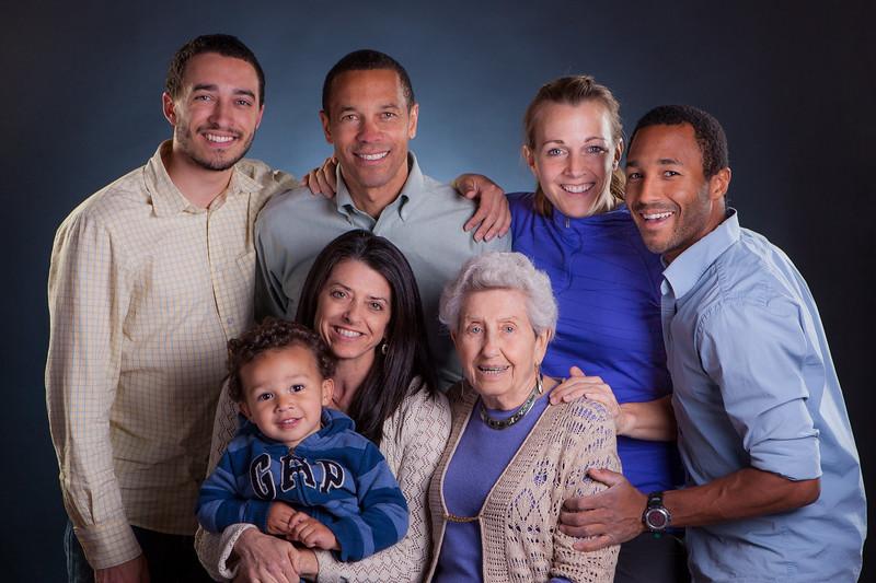 Wickliff Family 2013