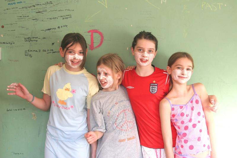 Delia & Friends