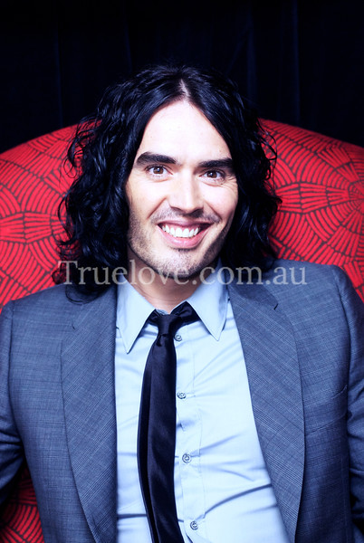 Actor Russell Brand in Sydney to promote  'Arthur'. © Tess Peni 2011