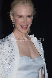 Actress Nicole Kidman in Sydney to promote her film 'Australia'. © Tess Peni 2008