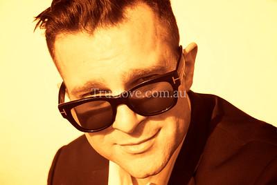 Singer David Campbell. © Tess Peni 2012