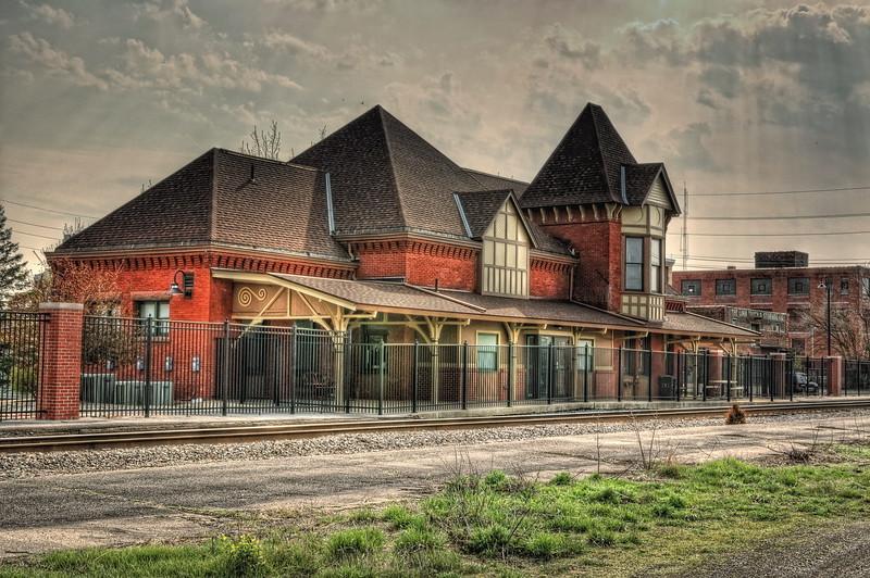 Lima Train Station