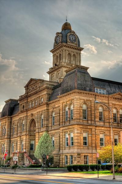 Allen County Courthouse, Lima,Ohio