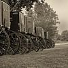 Amish Parking Lot