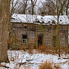 Abandoned Farmhouse in Northwest Ohio. If only the walls could talk!!